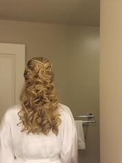 Bridal Hair.