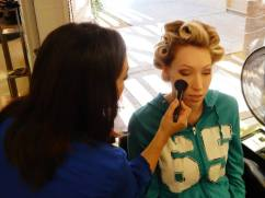 Sherry Mesa THE Salon makeover.